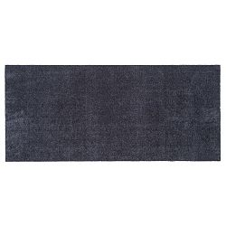 Šedá rohožka Tica Copenhagen Unicolor, 67x150cm