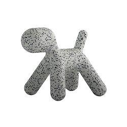 Šedá stolička Magis Puppy Dalmatin, délka43 cm
