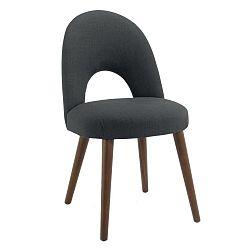 Šedá židle Livin Hill Oslo