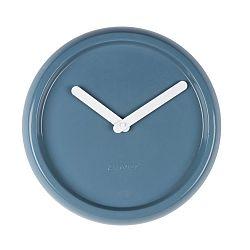 Šedé nástěnné keramické hodiny Zuiver Ceramic