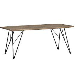 Šedohnědý konferenční stolek Marckeric Jaca