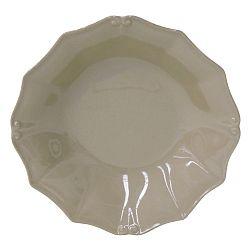 Šedohnědý talíř Costa Nova Barroco, Ø24cm