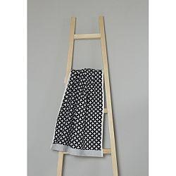 Šedý bavlněný ručník My Home Plus Spa, 50 x 70 cm