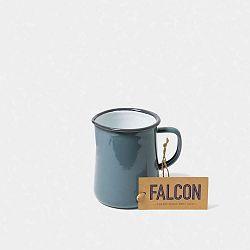 Šedý smaltovaný džbán Falcon Enamelware OnePint, 586 ml