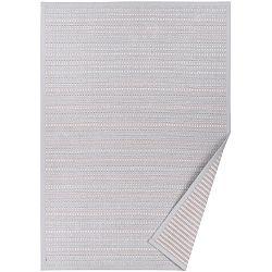 Šedý vzorovaný oboustranný koberec Narma Esna, 140x200cm