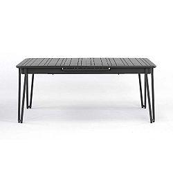 Šedý zahradní stůl pro 6-8 osob Ezeis Ambroise