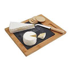 Set prkénka a nože na sýr Premier Housewares Cheese