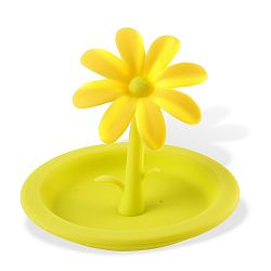 Silikonové víčko na hrnky Vialli Design Flower