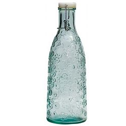 Skleněná láhev EgoDekorFlora, 950 ml
