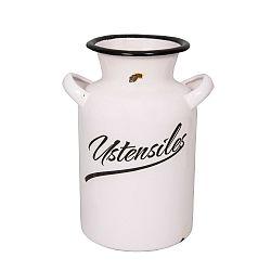 Smaltovaný džbán na mléko Antic Line