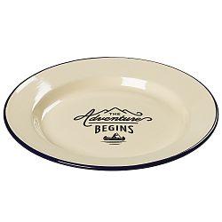 Smaltovaný talíř Gentlemen's Hardware Plate Enamel