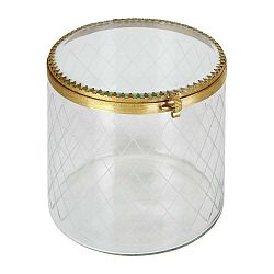Šperkovnice BePureHome Jewels, ⌀ 13 cm