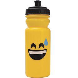 Sportovní lahev na vodu Bergner Emoticon Sweat, 600ml