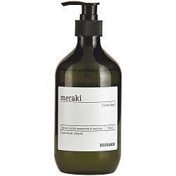 Sprchový gel Meraki Linen dew, 500ml
