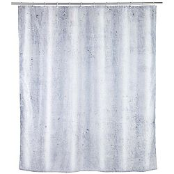 Sprchový závěs Wenko Concrete, 180x200cm