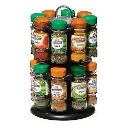 Stojan na koření se sadou 16 druhů koření Premier Housewares