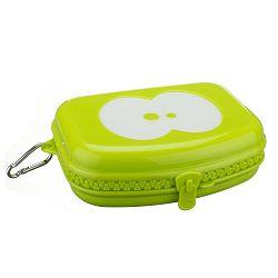 Svačinový box Look, zelený