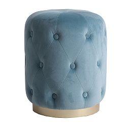Světle modrá podnožka Last Deco Cham
