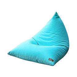 Světle modrý sedací vak Evergreen House Comfy