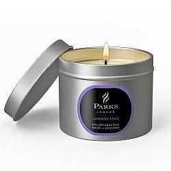 Svíčka Parks London, 25 hodin hoření, vůně levandule