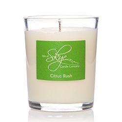 Svíčka s vůní citrusů Skye Candles Container, délkahoření12hodin
