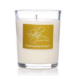 Svíčka s vůní kadidla a myrhy Skye Candles Container, délkahoření12hodin