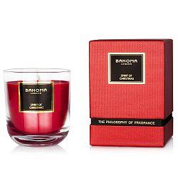 Svíčka s vůní skořice Bahoma London Luxury, 75 hodin hoření