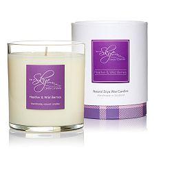 Svíčka s vůní skotského vřesu a bobulového ovoce Skye Candles Tumbler, délkahoření45hodin