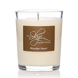 Svíčka s vůní tea tree, cedrového dřeva a pomeranče Skye Candles Container, délkahoření12hodin