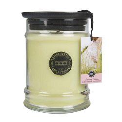 Svíčka s vůní ve skleněné dóze s vůní magnólie a citrusu Creative Tops Spring Dress, doba hoření 65-85 hodin