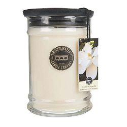 Svíčka s vůní ve skleněné dóze s vůní magnólie Creative Tops Sweet, doba hoření 140 - 160 hodin