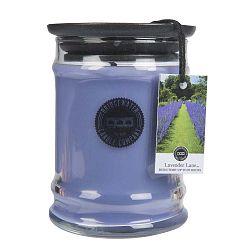 Svíčka ve skle s vůní levandule Creative Tops, doba hoření 65-85 hodin