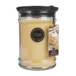 Svíčka ve skleněné dóze Creative Tops Vanilla Cream, doba hoření 140-160 hodin