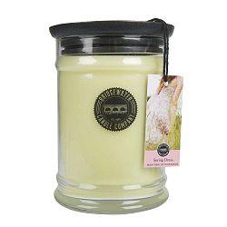 Svíčka ve skleněné dóze s vůní květin a citrusů Creative Tops Spring Dress, doba hoření 140-160 hodin