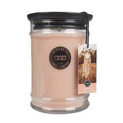 Svíčka ve skleněné dóze s vůní meruňky a vanilky Creative Tops Wanderlust, doba hoření 140-160 hodin