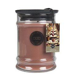 Svíčka ve skleněné dóze s vůní skořice a vanilky Creative Tops Gathering, doba hoření 65-85 hodin