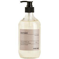 Tekuté mýdlo na ruce Meraki Silky mist, 500ml