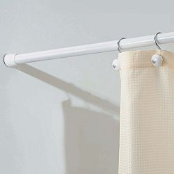 Teleskopická tyč na sprchový závěs InterDesign Cameo, maximálnídélka109cm