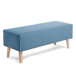 Tmavě modrá lavice La Forma Lydia