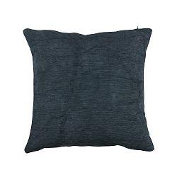 Tmavě modrý polštář De Eekhoorn Belle, 45x45cm