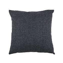 Tmavě modrý polštář De Eekhoorn Roan, 45x45cm