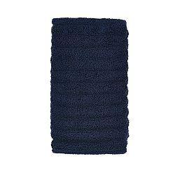 Tmavě modrý ručník Zone Prime, 50x100cm