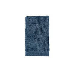 Tmavě modrý ručník Zone Simple, 50x100cm