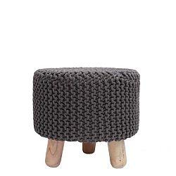 Tmavě šedá stolička LABEL51 Kota