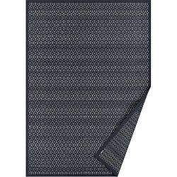 Tmavě šedý vzorovaný oboustranný koberec Narma Tsirgu, 230x160 cm