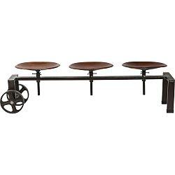 Třímístná jídelní lavice Kare Design Tractor