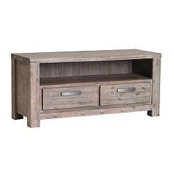 TV stolek z akáciového dřeva Knuds Alaska