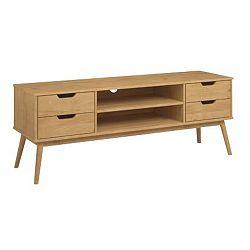 TV stolek z borovicového dřeva SOB Van