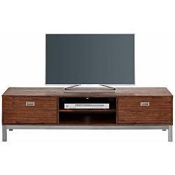 TV stolek z masivního akáciového dřeva Støraa Congo