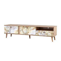TV stůl Stella Harmony, šířka 46 cm